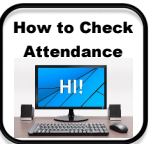 How to Check Attendance
