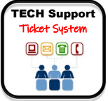tech support ticket system